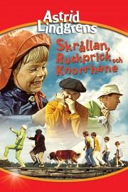 Skrallan, Ruskprick and Gurnard